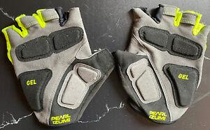 Flash Sale!  Pearl Izumi Elite Gel Men's Cycling Gloves, Unisex Size large