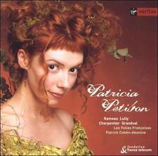 Airs Baroques Franc‡ais (CD, Nov-2001, Virgin) Patricia Petibon
