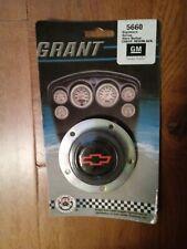 Grant Signature Series Horn Button W Chevy Emblem Gm 5660