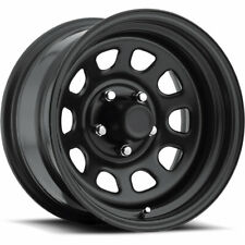 4 - 16x8 Flat Black Wheel Pro Comp Series 51 (51) 6x5.5 -6