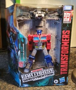 Transformers Earthrise, Leader, War For Cybertron, Optimus Prime