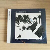 Franco Battiato _ La Voce del Padrone _ CD Album digipak _ 2018 NUOVO SIGILLATO