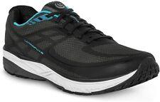 Topo Athletic Women's Ultrafly 2 Running Shoe, Black/Blue, 11 B(M) US