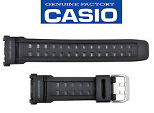 CASIO G-9010-1 GW-9010-1 G-SHOCK ORIGINAL WATCH BAND BLACK RUBBER STRAP