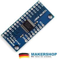 74HC4067DB 16-Kanal Multiplexer Analog Digital CD74HC4067 MUX Arduino