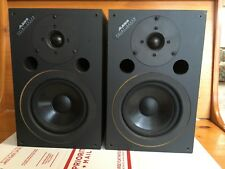 Alesis Point Seven Shielded Reference Monitors Audiophile Speakers