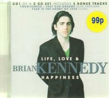 Brian Kennedy(CD Single)Love Life And Happiness CD1-New