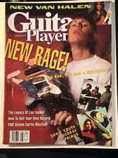 Guitar Player Magazine August 1991 Thurston Moore Sonic Youth Fishbone Primus