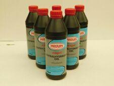 7,80€/l Meguin Megol Zentralhydraulikoel 6 x 1 L MB 345.0 VW G 004 000 / 002 000
