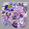 50 Purple Lila Kawaii cute Stickerbomb Aufkleber Sticker Mix Decals Phone