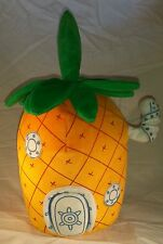 The Beanie Buddies Collection SpongeBob SquarePants Pineapple Home Orange Green