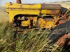 antique Minneapolis Moline parts tractor