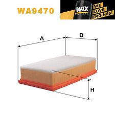 1x Wix Air Filter WA9470 - Eqv to Fram CA9770