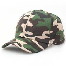 Camouflage Cap Sunshade Hats All-match Baseball Cap Outdoor UK