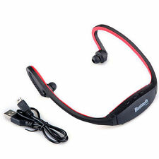 Sport Wireless Bluetooth Stereo Headphone Headset Earphone for Samsung iPhone XA