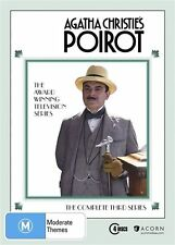 Poirot Series 3 NEW R4 DVD