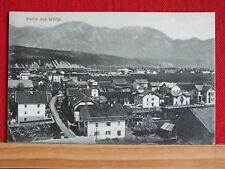 Fotokarte - Partie aus Wörgl - Tirol - gel ca. 1910 - Karte von 1909