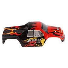 1/24 Accessori per auto da corsa RC con carrozzeria verniciata in plastica
