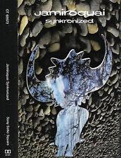 Jamiroquai  Synkronized CASSETTE ALBUM SONY SOHO SQUARE INDONESIA  ACID JAZZ