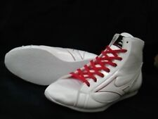Mizuno Boxing Shoes Original color White × White x Red 36Kq20000 Made in Japan
