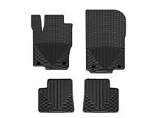 WeatherTech All-Weather Floor Mats for GL / GLE / GLS / ML 1st 2nd Row Black