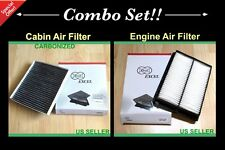 Engine&Carbonized Cabin Air filter For Newest Sonata 2015 2016 2.4L ENGINE ONLY