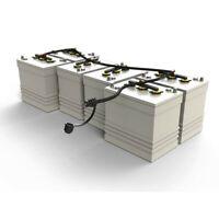NEW Flow-Rite Pro-Fill Golf Cart Battery Watering System 48 volt Kit (4x12-volt
