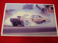 1966 OLDSMOBILE  442  HURST HAIRY OLDS  BIG  11 X 17  PHOTO  PICTURE