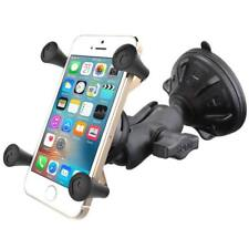 Support with Suction RAM Mount RAP B 166 2 A UN7U for Apple IPHONE,Samsung and