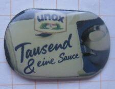 UNOX / TAUSEND & EINE SUPPE .............. Lebensmittel - Pin (103b)