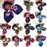 Square Scarf Silk Small Neckerchief Headband Head Neck Lady Scarves