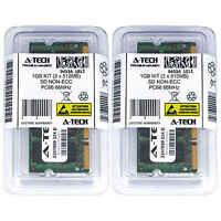 1GB KIT 2 x 512MB SODIMM SD NON-ECC PC66 66 66MHz 66 MHz SDRam 1G 1 g Ram Memory