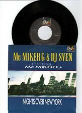 Mc MIKER G & DJ SVEN - Nights over New York