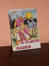 """LIBRO LIBRETTO """"IL FLAUTO MAGICO"""" INFANZIA, DISEGNI A COLORI"""