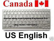 Keyboard for Toshiba Mini NB300 NB305 - US NSK-TJ201 K000089940 PK130BH1A00