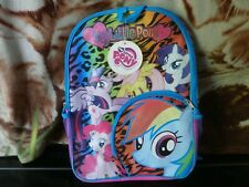 CLOSEOUT SALE! Imported From USA! $17.99 My Little Pony Backpack