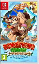 Donkey Kong Country : Tropical Freeze    SWITCH   -  PRE-ORDER