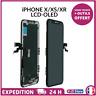 ÉCRAN OLED LCD VITRE TACTILE SUR CHASSIS BLOC COMPLET AA+ POUR IPHONE X XS XR 11