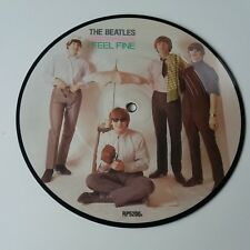 "The Beatles - I Feel Fine 7"" Vinyl Picture Disc Single 20th Anniversary NM"