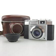 Zeiss Ikon mit Novar Anastigmat1:2.8 f=45mm Kamera / camera   case