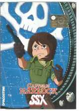 DVD Captain Harlock SSX 6 dynit
