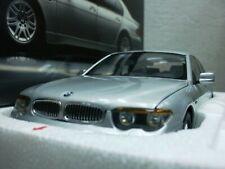 WOW EXTREMELY RARE BMW E65 745i Sedan 2004 Silver 1:18 Kyosho-Auto Art/GTR/CSL/M