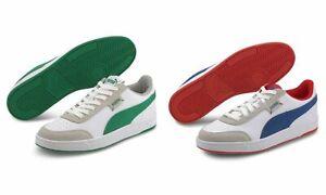 Puma Court Legend Lo Unisex Erwachsene Sneakers Sportschuhe Low Top Retro
