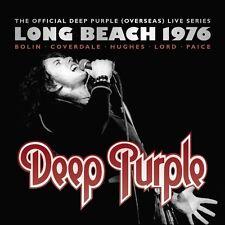 DEEP PURPLE - LONG BEACH 1976 (2016 EDITION)  2 CD NEUF