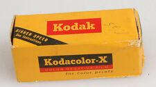 KODAK CX 120 COLOR FILM IN BOX