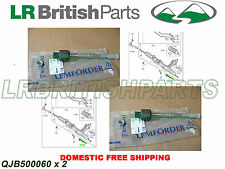LAND ROVER INNER TIE ROD END RANGE ROVER 03-12 LEMFORDER SET OF 2 QJB500060