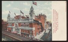 Postcard New York City, Ny Hippodrome Theatre 1906?