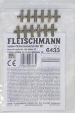 Fleischmann 6433 Isolier-schienenverbinder Spur H0