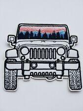 Jeep,  patch, écusson, thermocollant