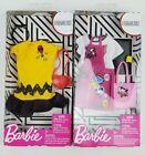 Внешний вид - Barbie Complete Fashion Peanuts clothing Lot of 2 pieces Snoopy Charlie Brown